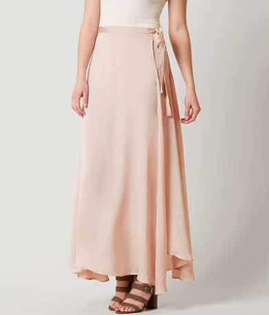 Coco + Jaimeson Solid Maxi Skirt