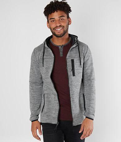 Departwest Drop Tail Hooded Jacket