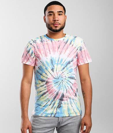 Departwest Flair Tie Dye T-Shirt