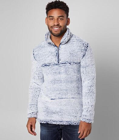 Departwest Quarter Zip Wubby Pullover