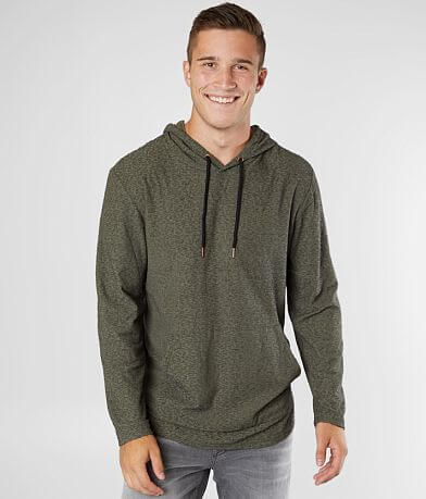 Outpost Makers Textured Hoodie