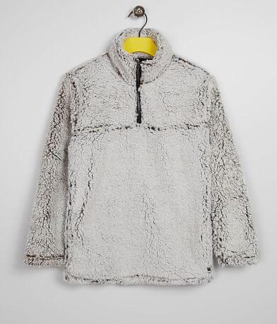 Boys - Departwest Cozy Sherpa Pullover