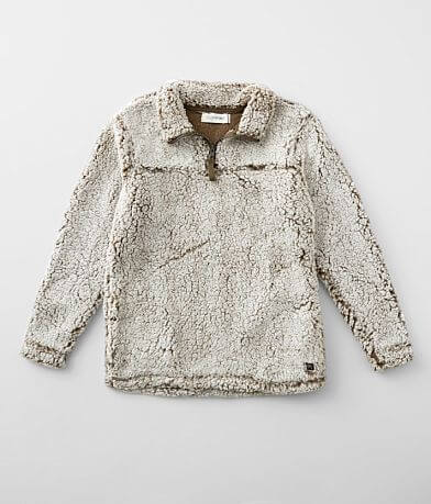 Boys - Departwest Zurich Plush Sherpa Pullover