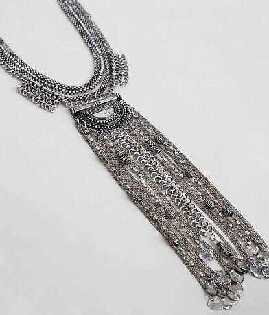 BKE Fringe Necklace
