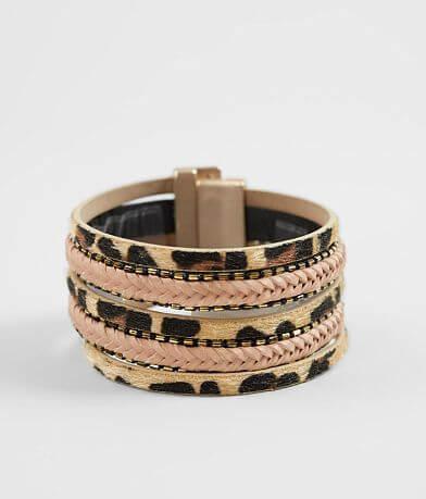 BKE Leopard Bracelet