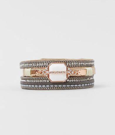 BKE Stone Glitz Bracelet