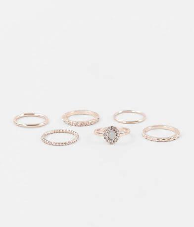 BKE Dainty Ring Set