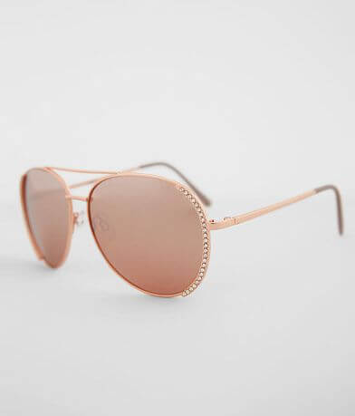 BKE Air Mail Aviator Sunglasses