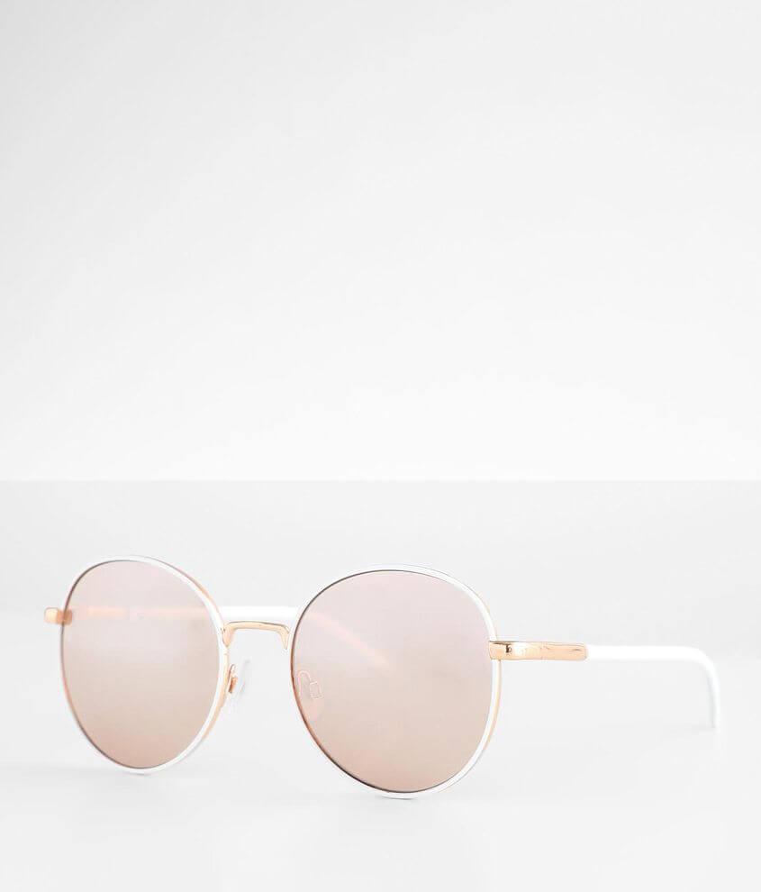BKE Asbury Round Sunglasses front view