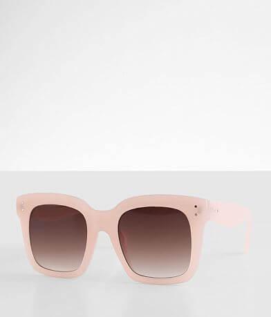BKE Attitude Oversized Square Sunglasses