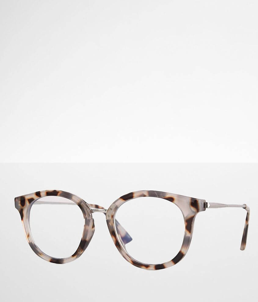 BKE Claire Blue Light Blocking Glasses front view