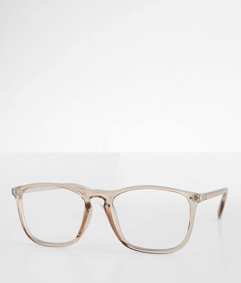BKE Dylan Blue Light Blocking Glasses front view
