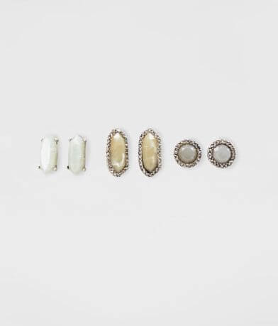 BKE Glitz Earring Set