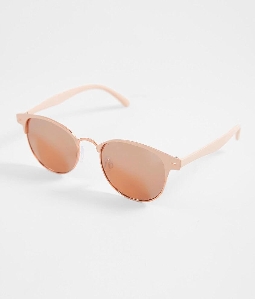 Metal frame sunglasses Mirror lenses 100% UV protection See more 2 for $20 styles!