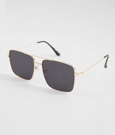 BKE Flight Deck Square Sunglasses