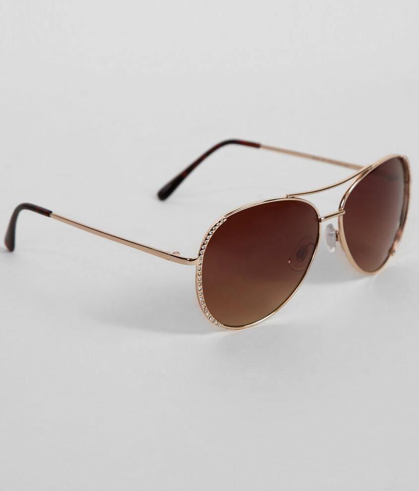 BKE Glitz Sunglasses front view