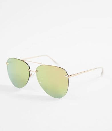 BKE Royalty Aviator Sunglasses
