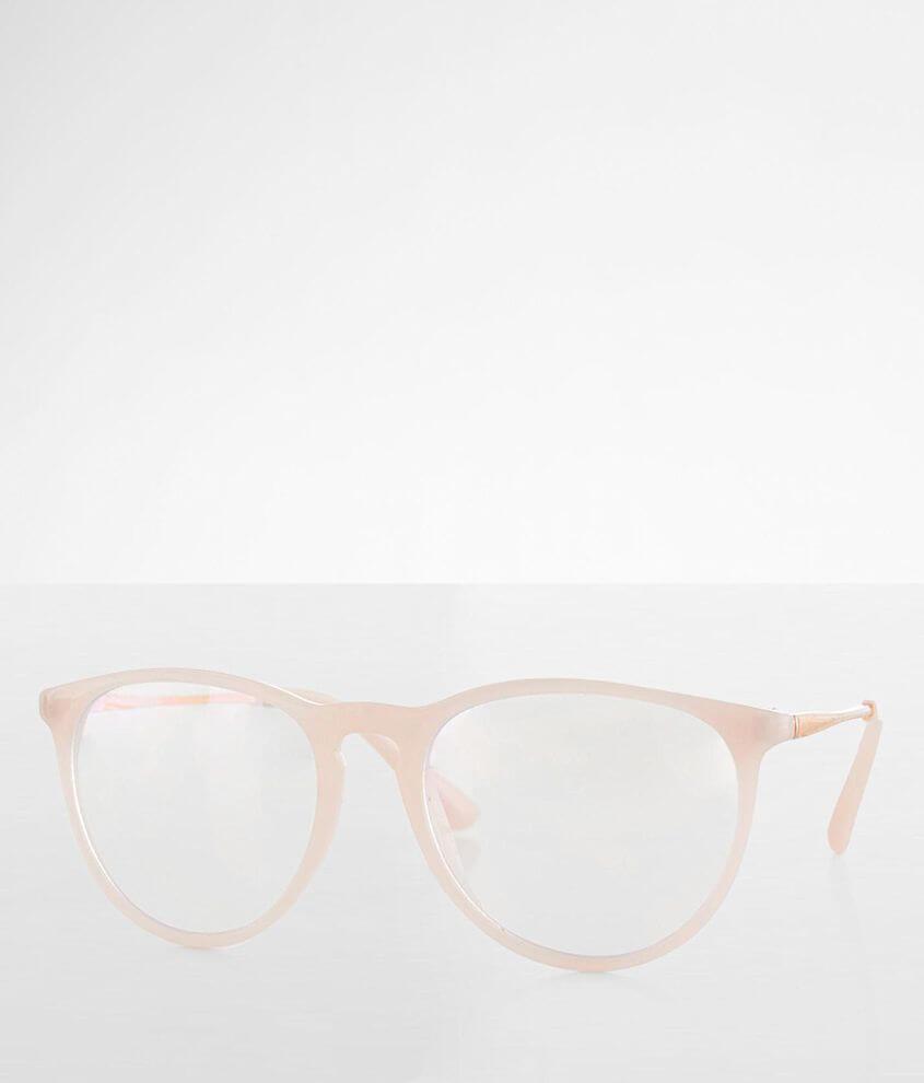 BKE Harvard Blue Light Blocking Glasses front view