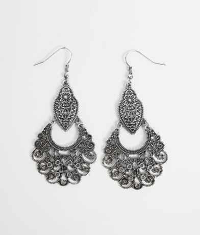 BKE Filigree Earring