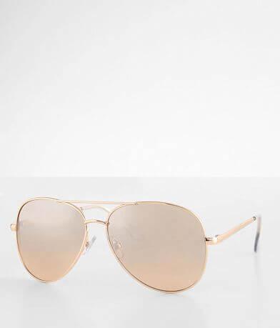 BKE After Burner Aviator Sunglasses