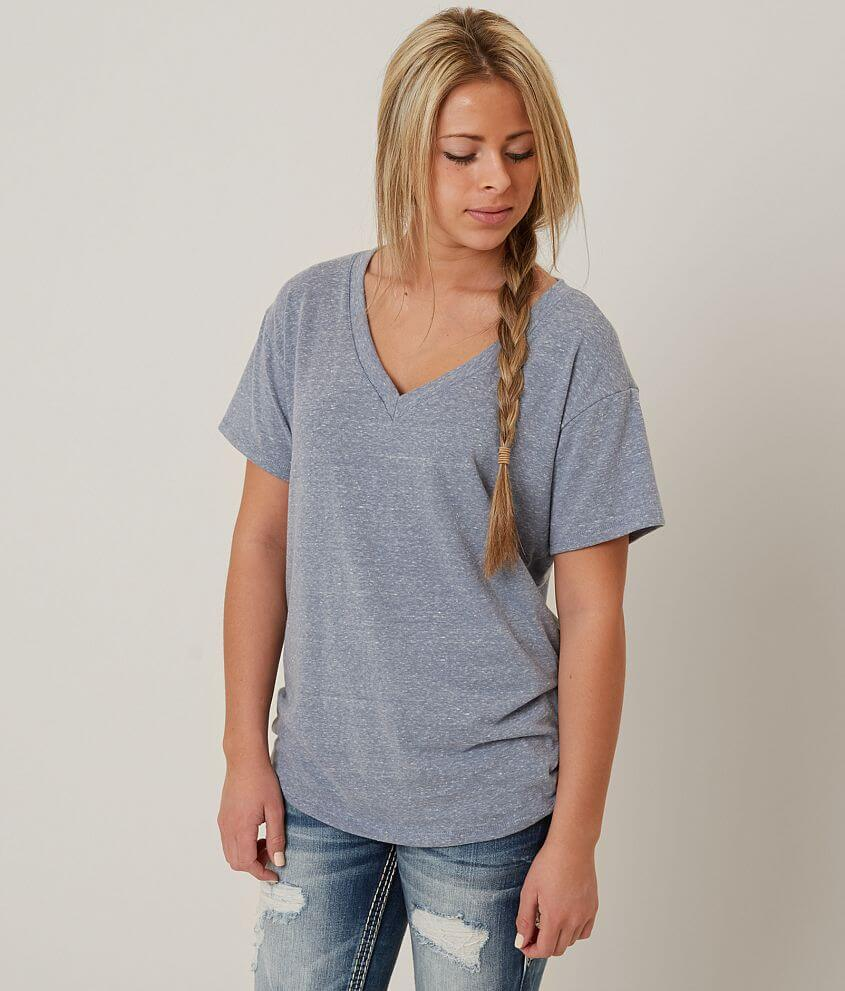 BKE core V-neck T-Shirt front view