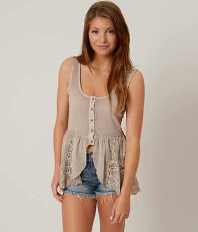 Gimmicks Beaded Tank Top