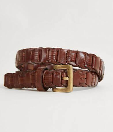 BKE Skinny Leather Belt
