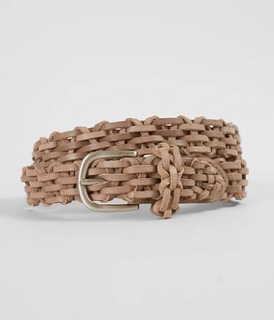 BKE Weaved Leather Belt
