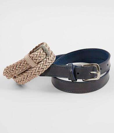 Indie Spirit Designs Leather Belt Set