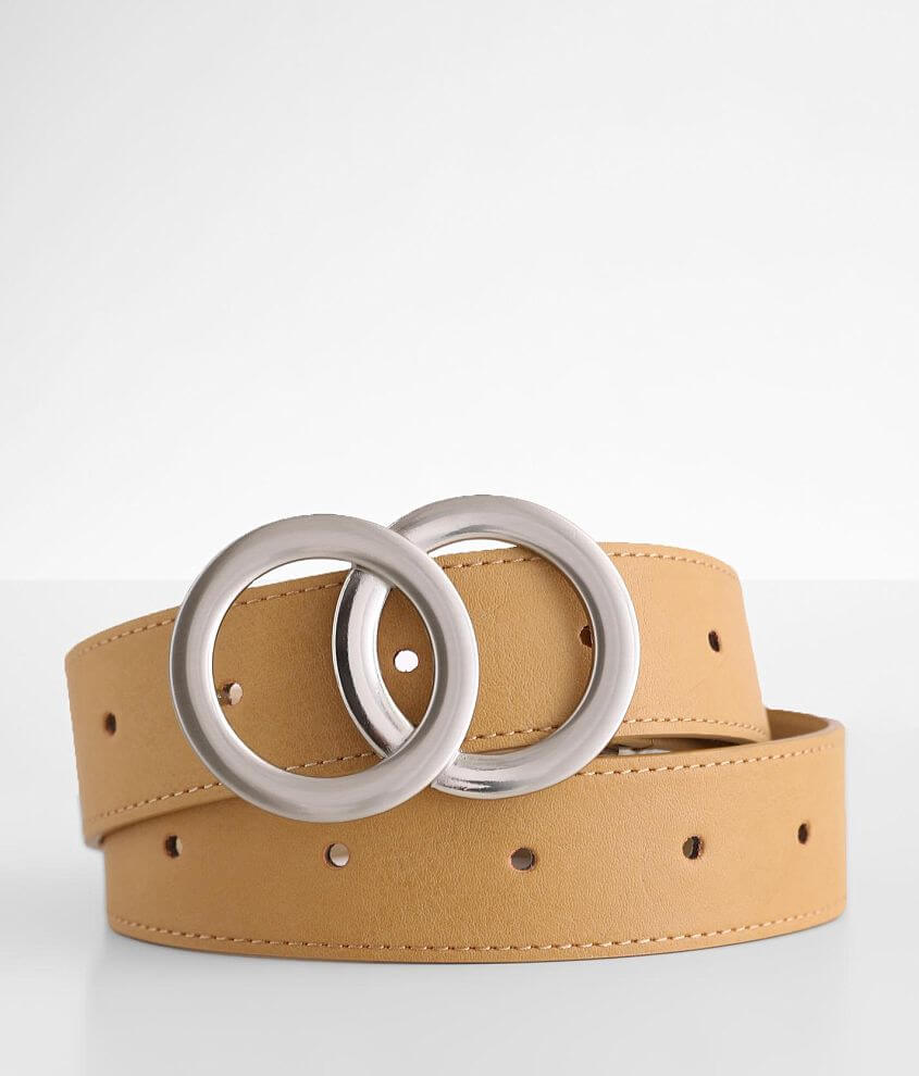 BKE Double Circle Belt front view