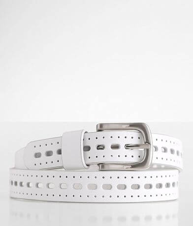 BKE Perforated Leather Belt