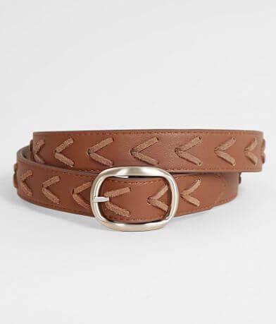 Indie Spirit Designs Reversible Leather Belt