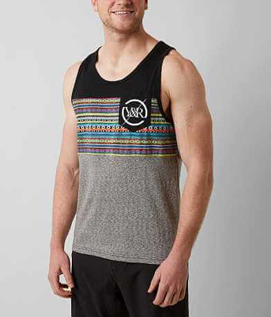 Young & Reckless Folk Tank Top