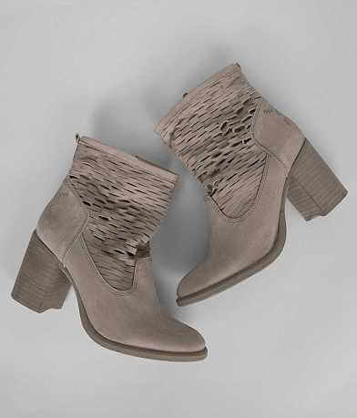 Coolway Laser Cut Ankle Boot