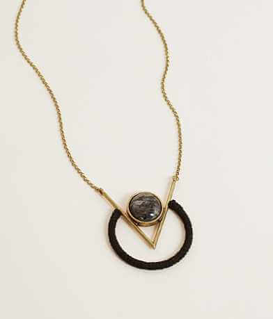 BKE Wrapped Necklace