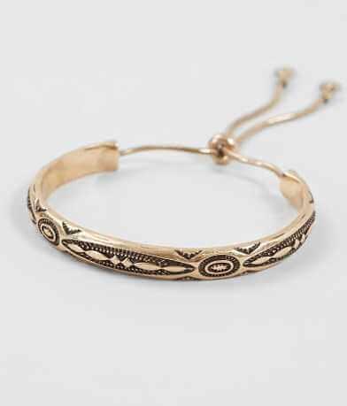 BKE Metal Cuff Bracelet