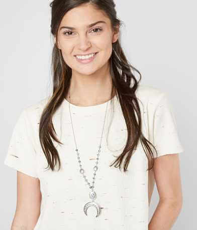 BKE Crescent Necklace
