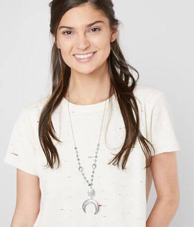 BKE Crescent Necklace