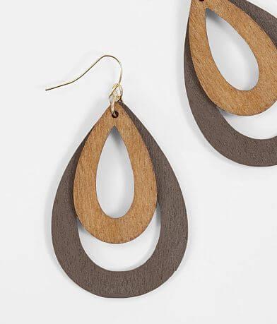 BKE Layered Earring