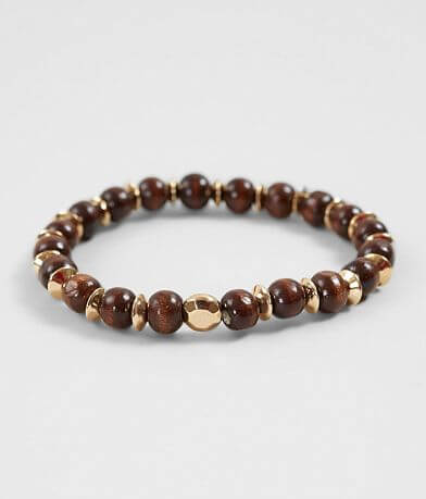 BKE Beaded Stretch Bracelet