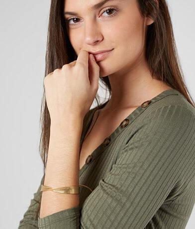 BKE Twist Cuff Bracelet