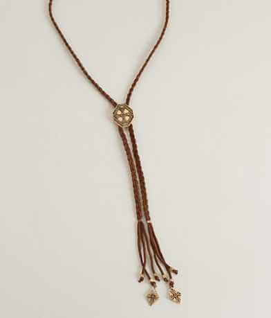 BKE Bolo Necklace