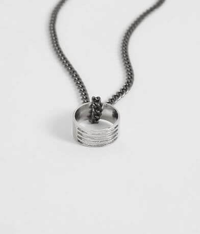 BKE Ring Necklace