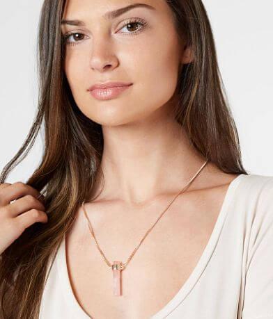 BKE Semi Precious Stone Necklace