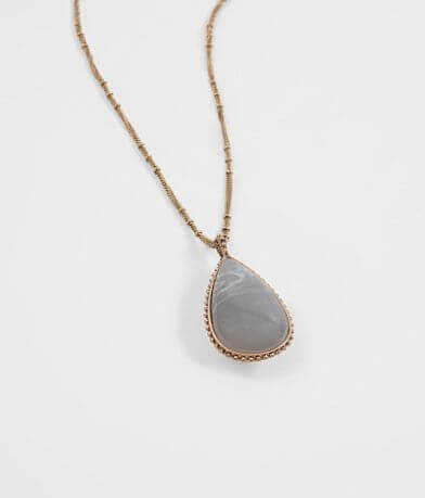 BKE Reversible Stone Necklace