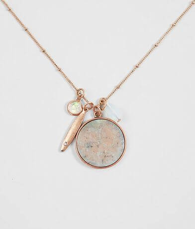 BKE Multi Pendant Necklace