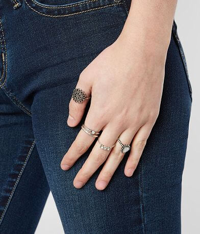 BKE Stone Ring Set