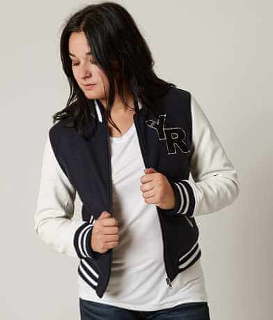Young & Reckless Tiffany Varsity Jacket