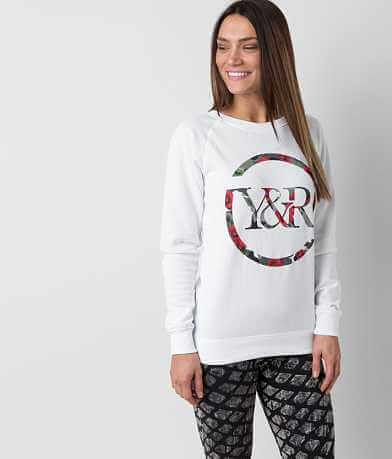 Young & Reckless Come Thru Sweatshirt