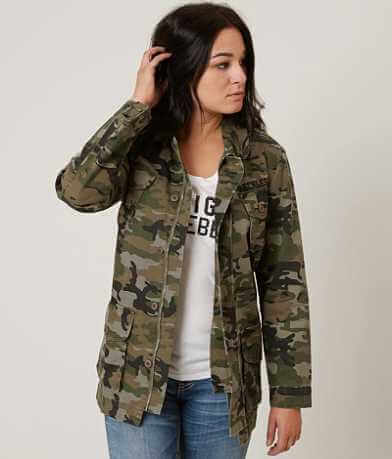 Young & Reckless Rivalry Military Jacket